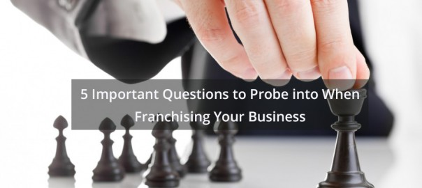 5-Franchise Business Questions